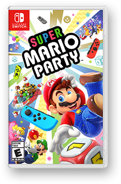 Super mario party on switch