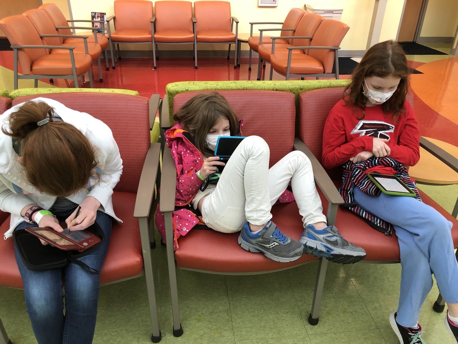 Back at urgent care | The plague