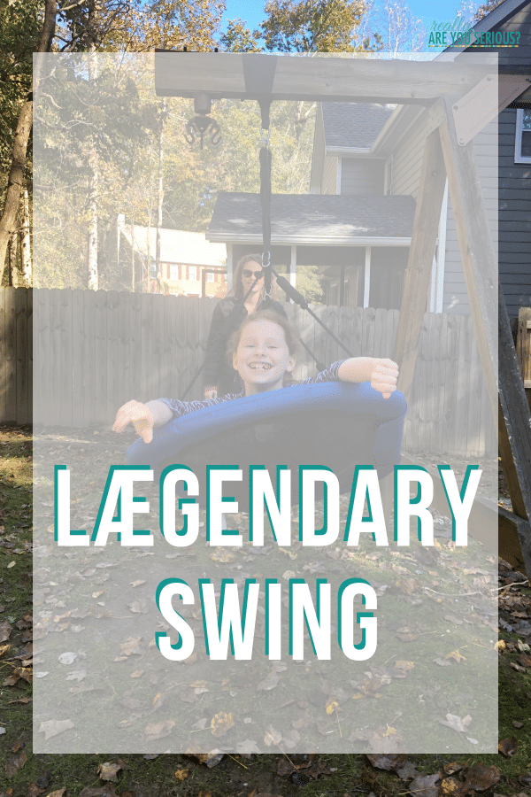 LÆGENDARY swing promo code and review