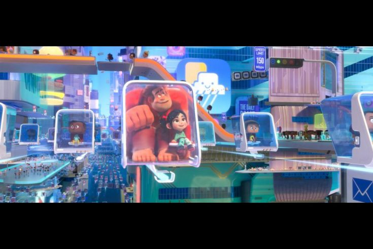 Wreck It Ralph   Ralph Breaks The Internet Coloring Pages and Activity Pages