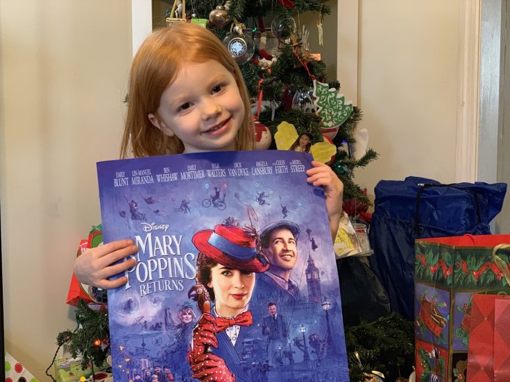 Mary Poppins Returns Review and Activity Sheets