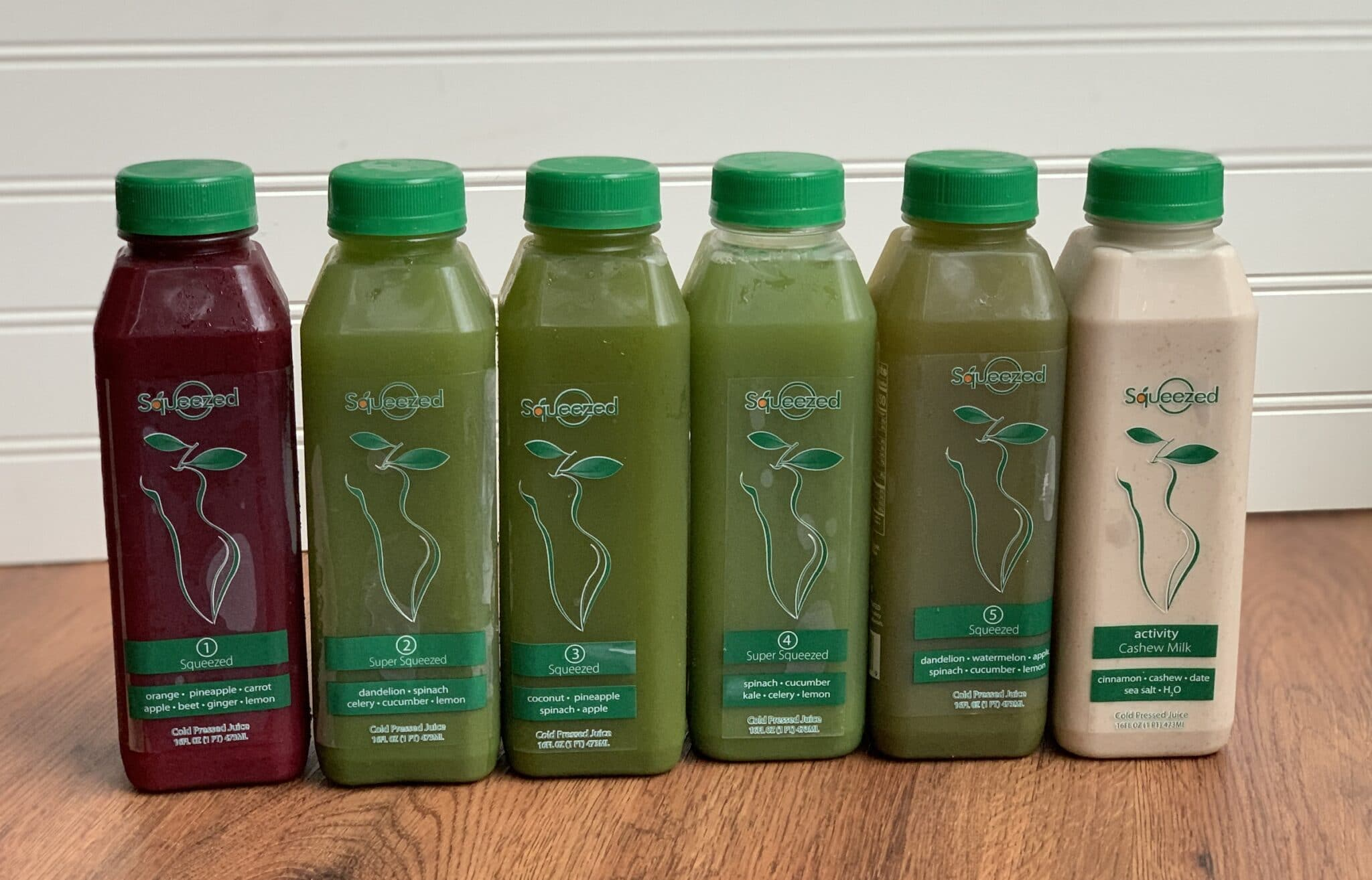 Super Squeezed Juice Cleanse