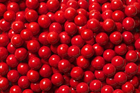 Sweetworks Sixlets, Red
