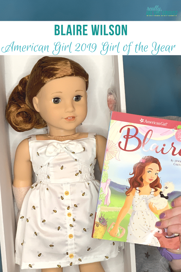 Blaire Wilson American Girl 2019 Girl of the Year