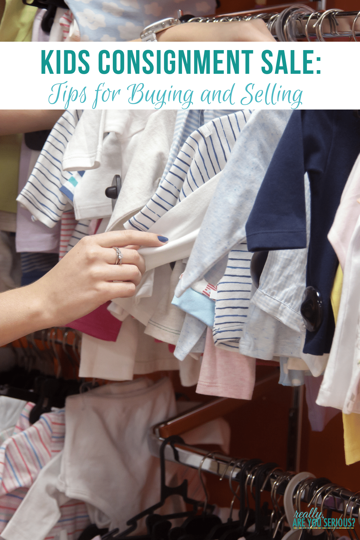 Kids Consignment Sale Tips for Buying and Selling