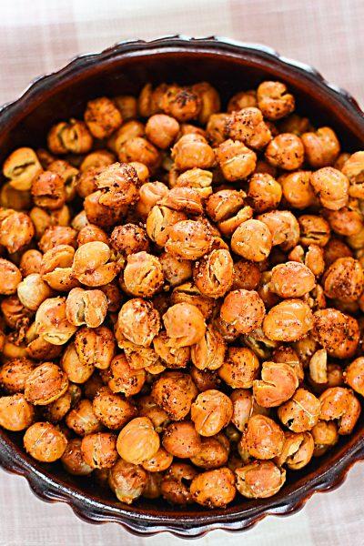 Roasted Chili Chickpea Snack Set 106