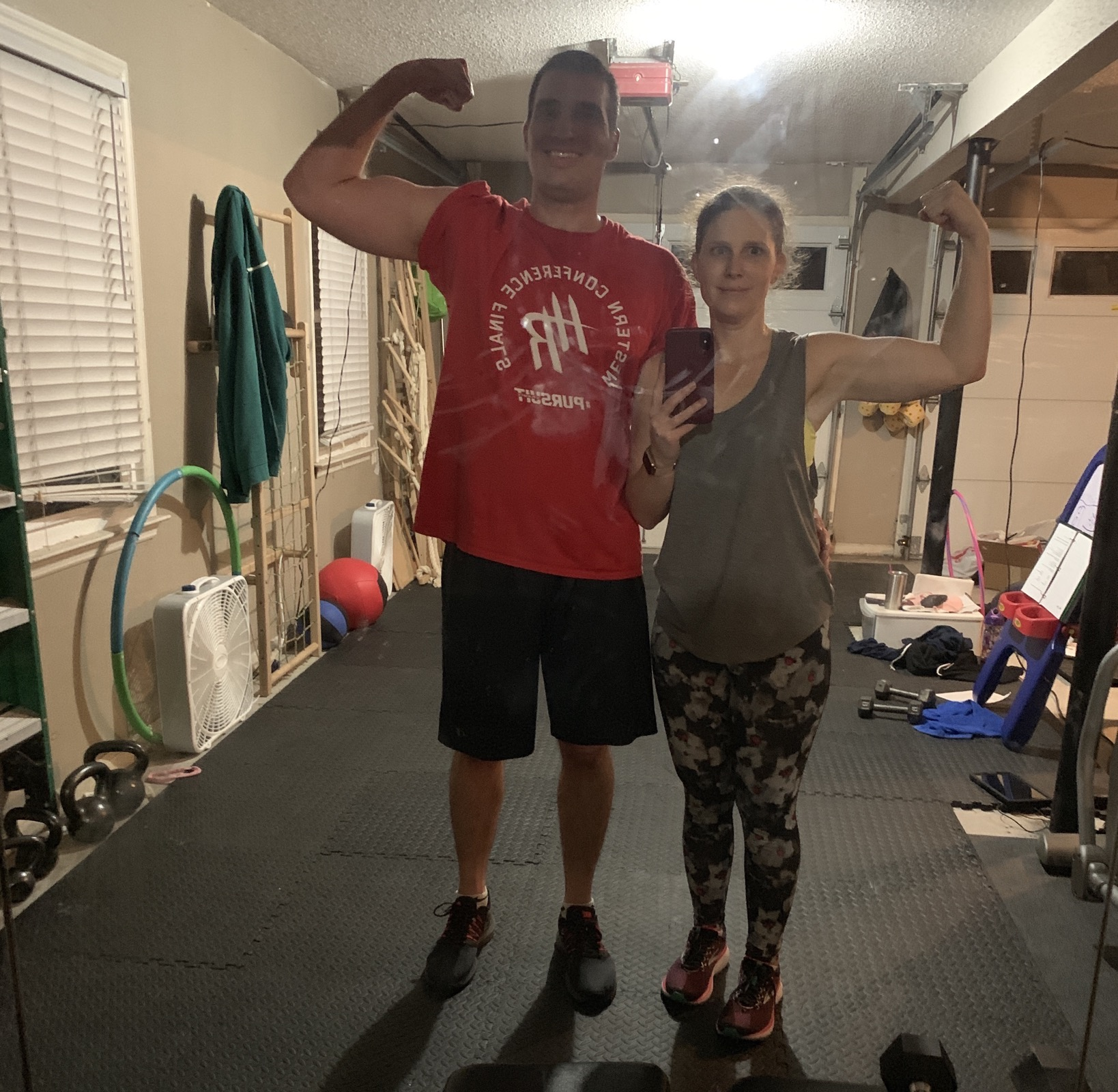 Getting fit with FWTFL