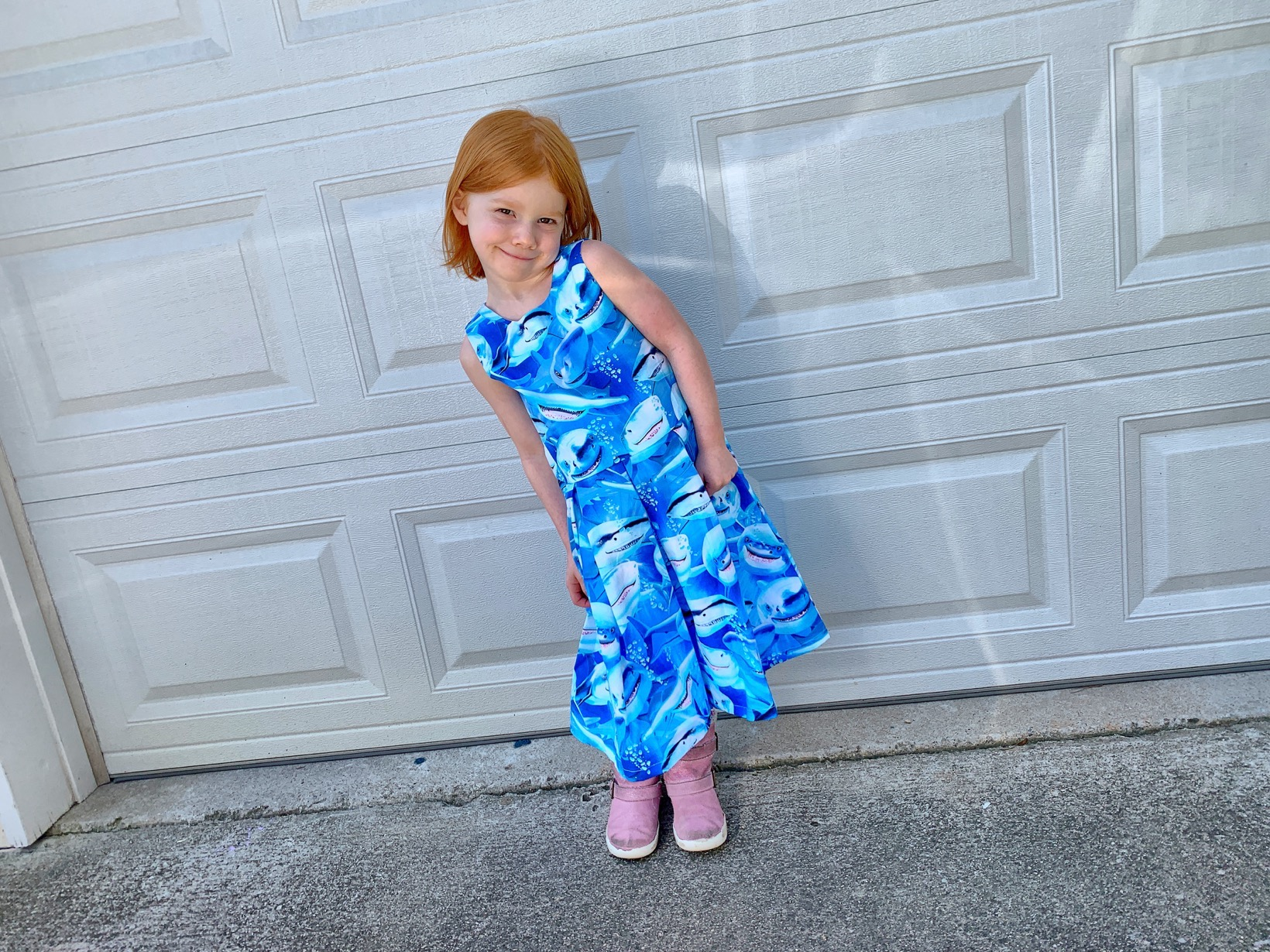 Dance on Mars Shark Dress Review