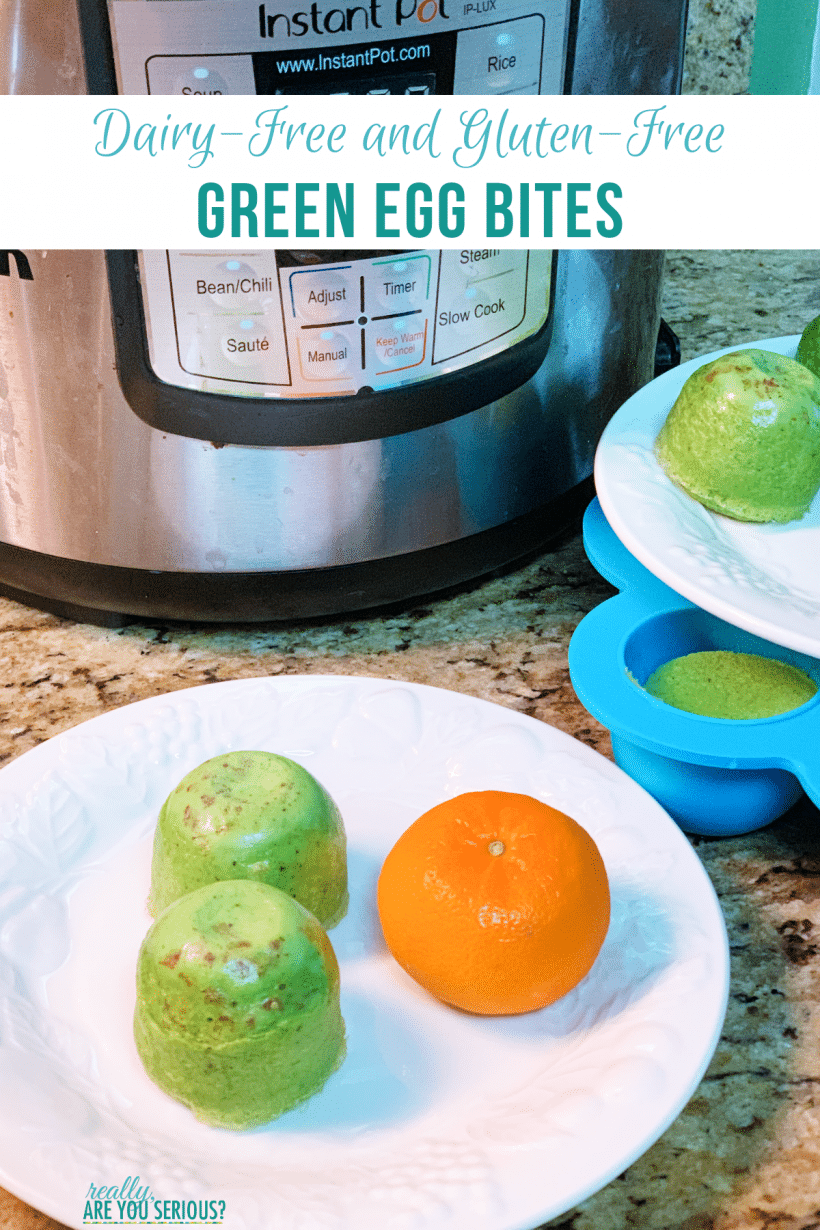 green gluten free and dairy free egg bites