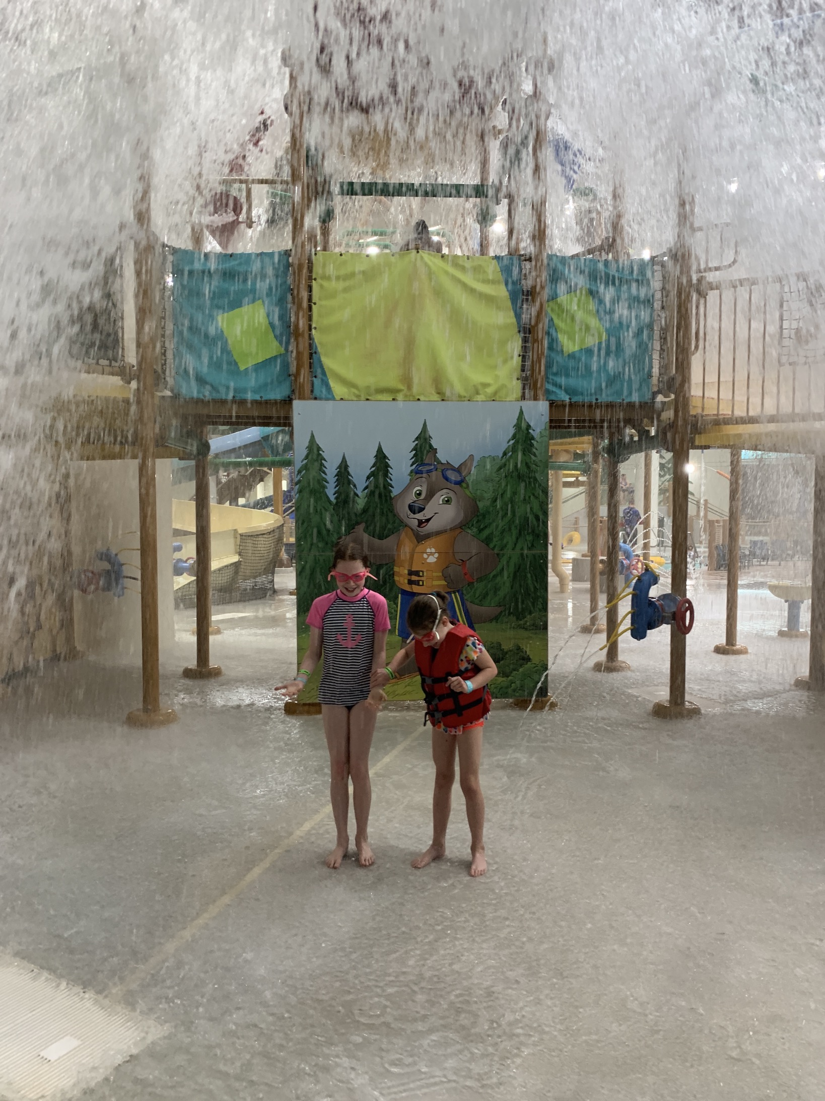 Great Wolf Lodge Summer Camp-In