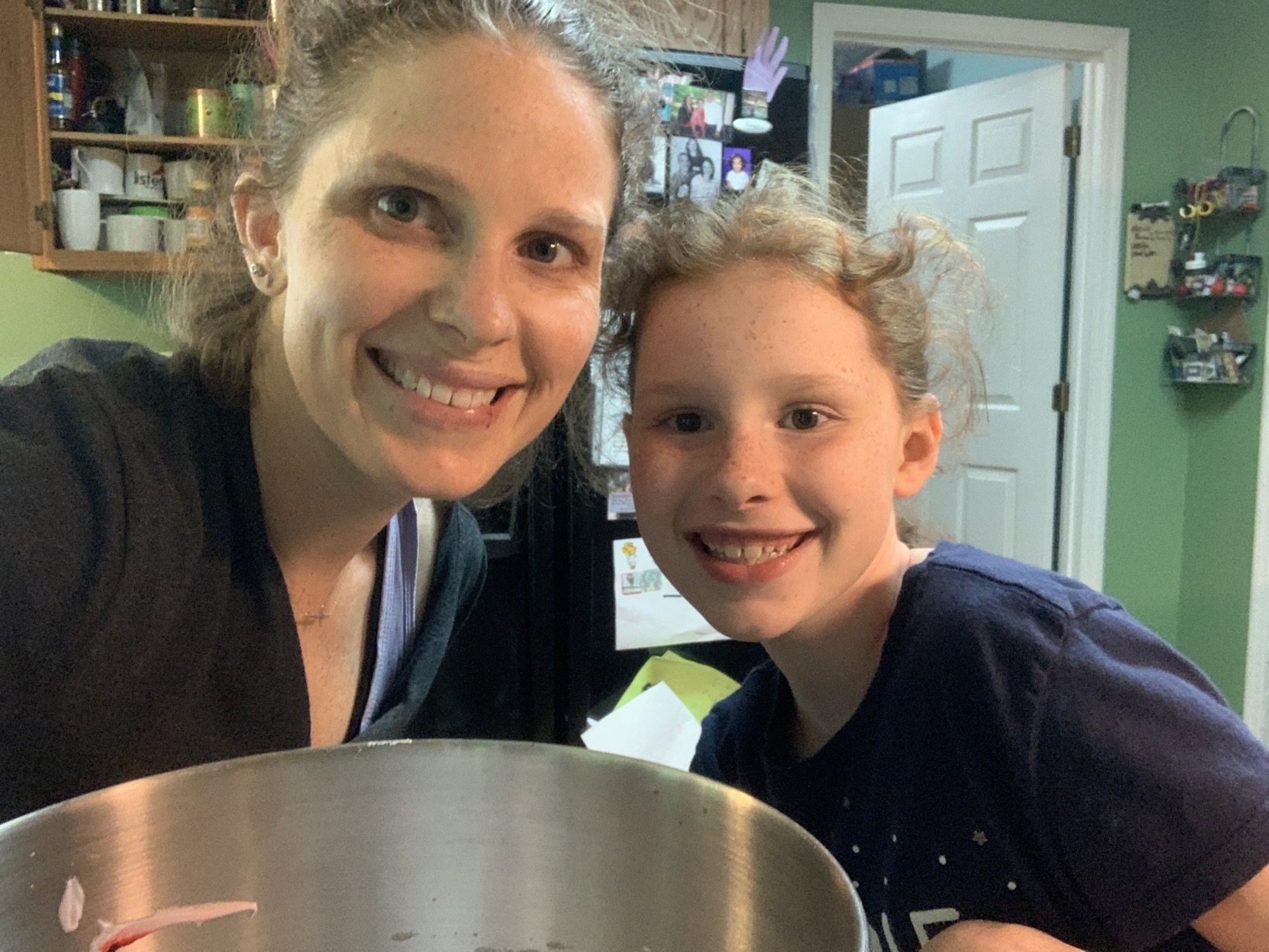cooking macarons mommy and me monday