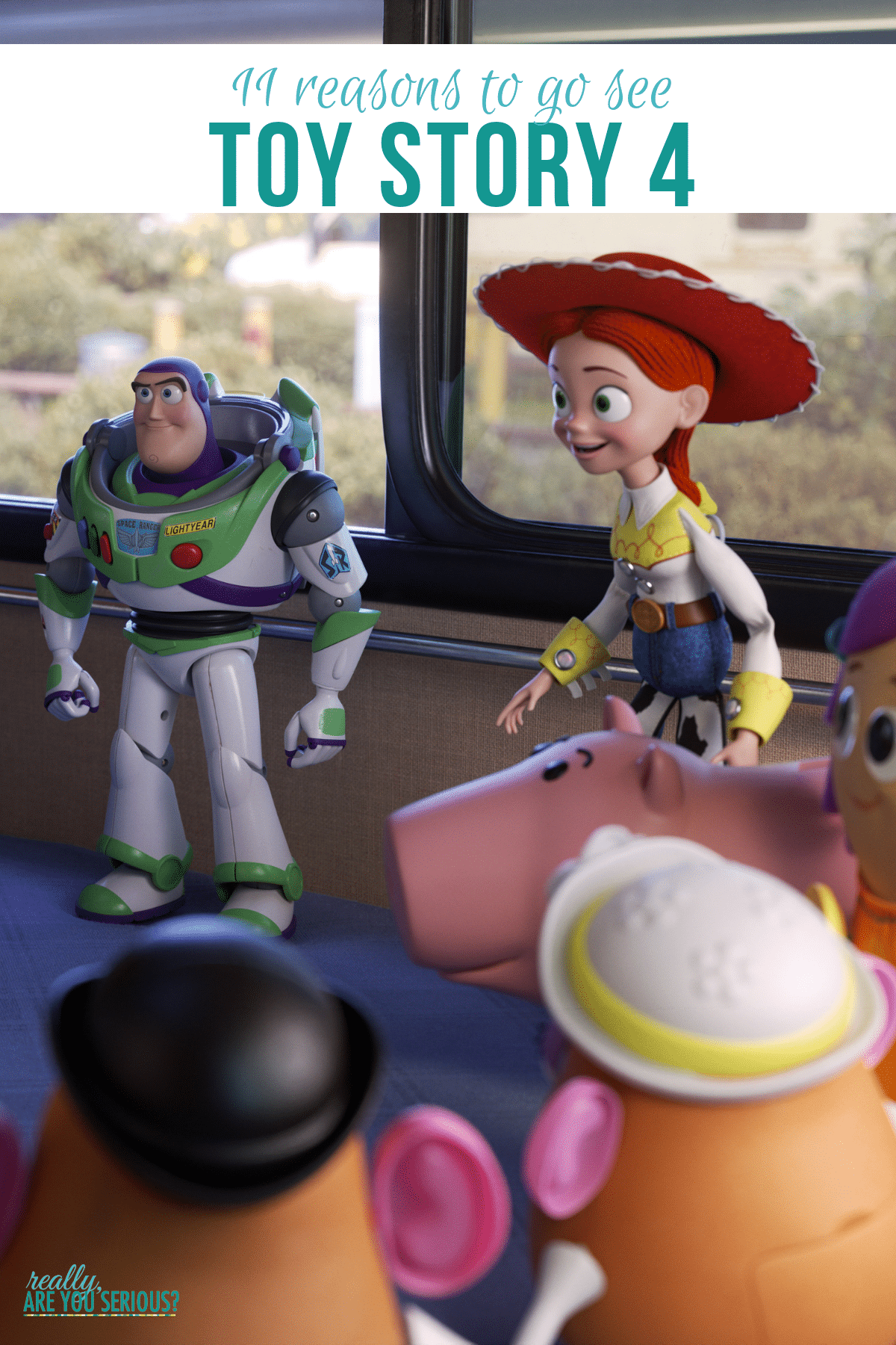 11 reasons to go see Toy Story 4