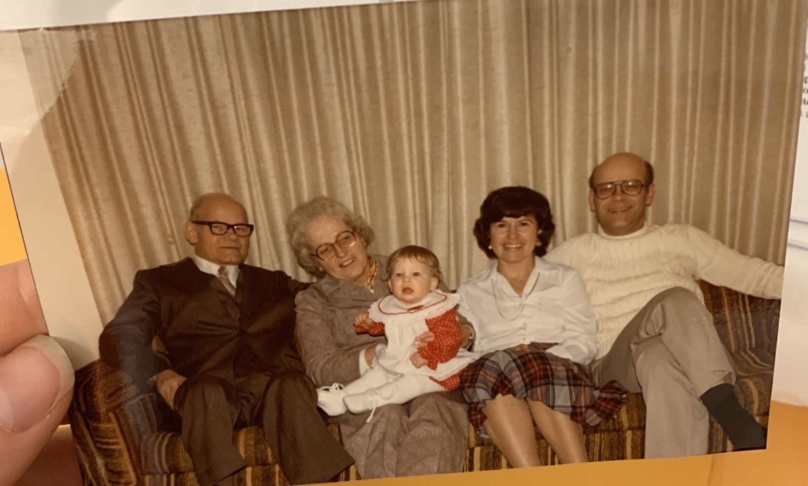 grandparents and great-grandparents