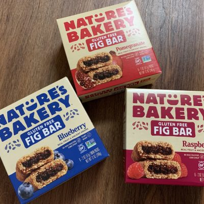 nature's bakery gluten free bars
