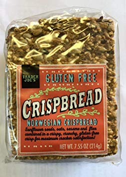 Trader Joe's Gluten Fee Norwegian Crispbread
