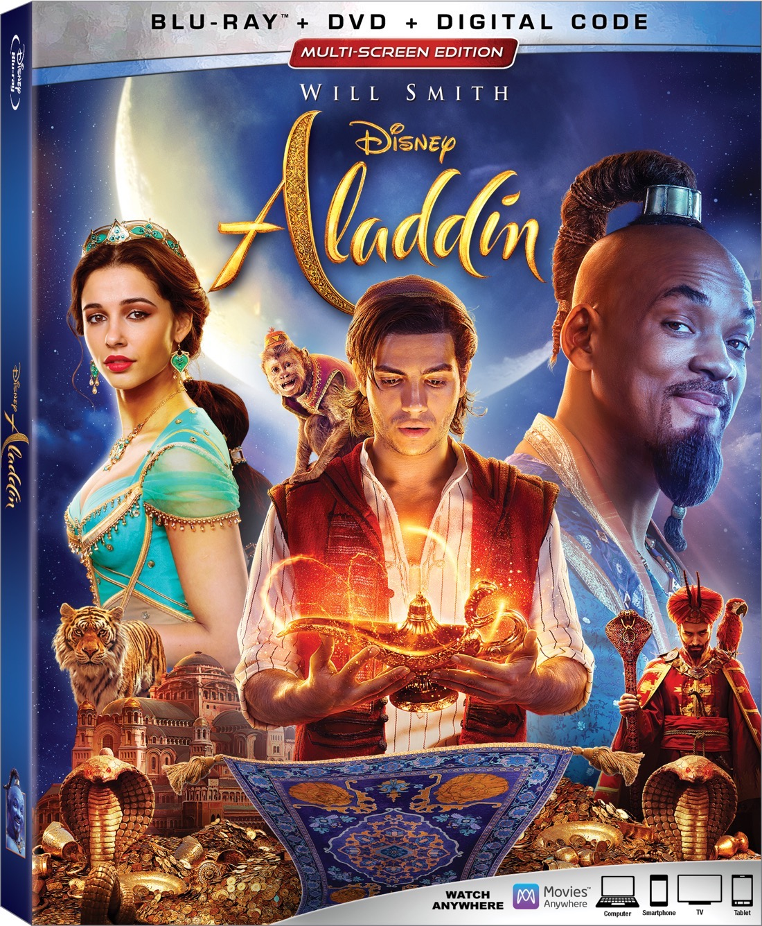 BD Aladdin Live Action