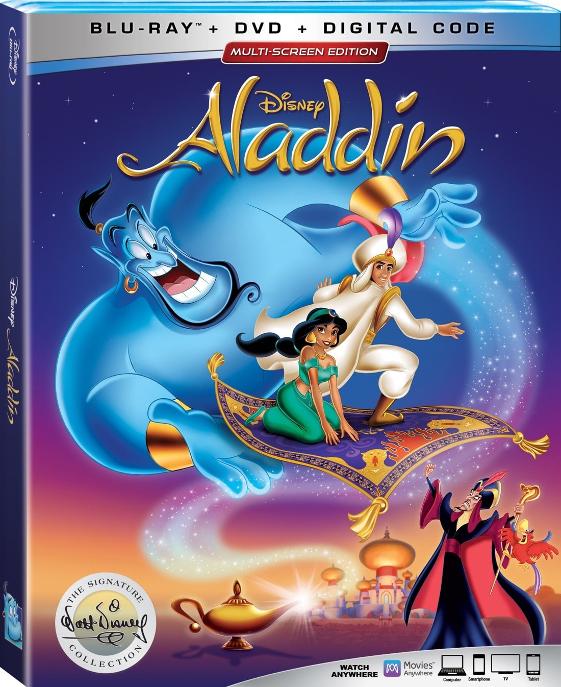 BD Aladdin Signature Collection