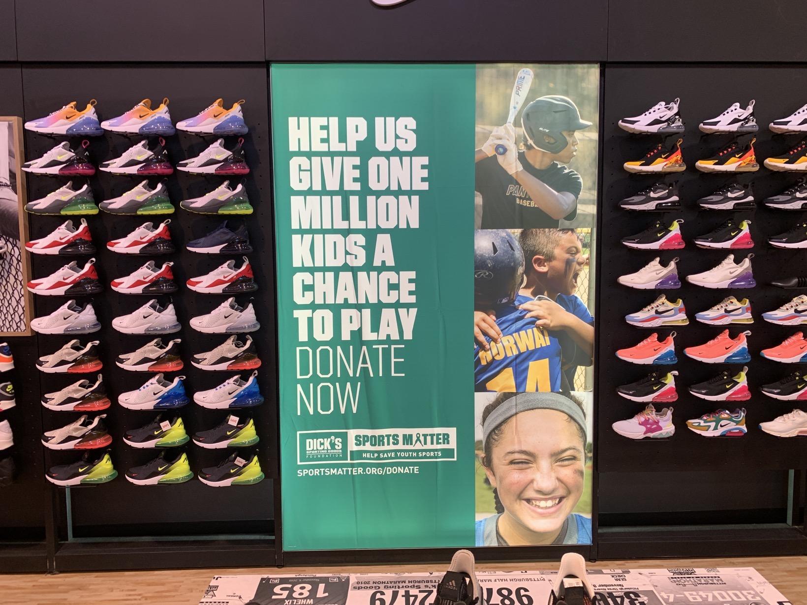 Footwear at Dick's Sporting Goods