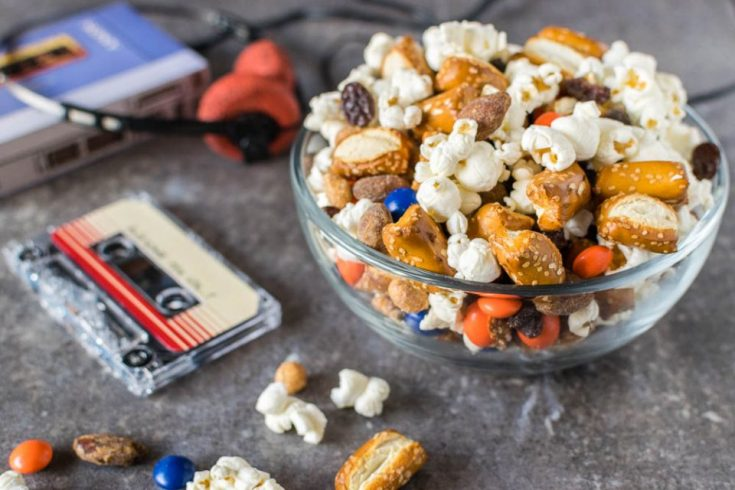 Awesome Mix Trail Mix: A Guardians of the Galaxy Vol. 2 Inspired Recipe