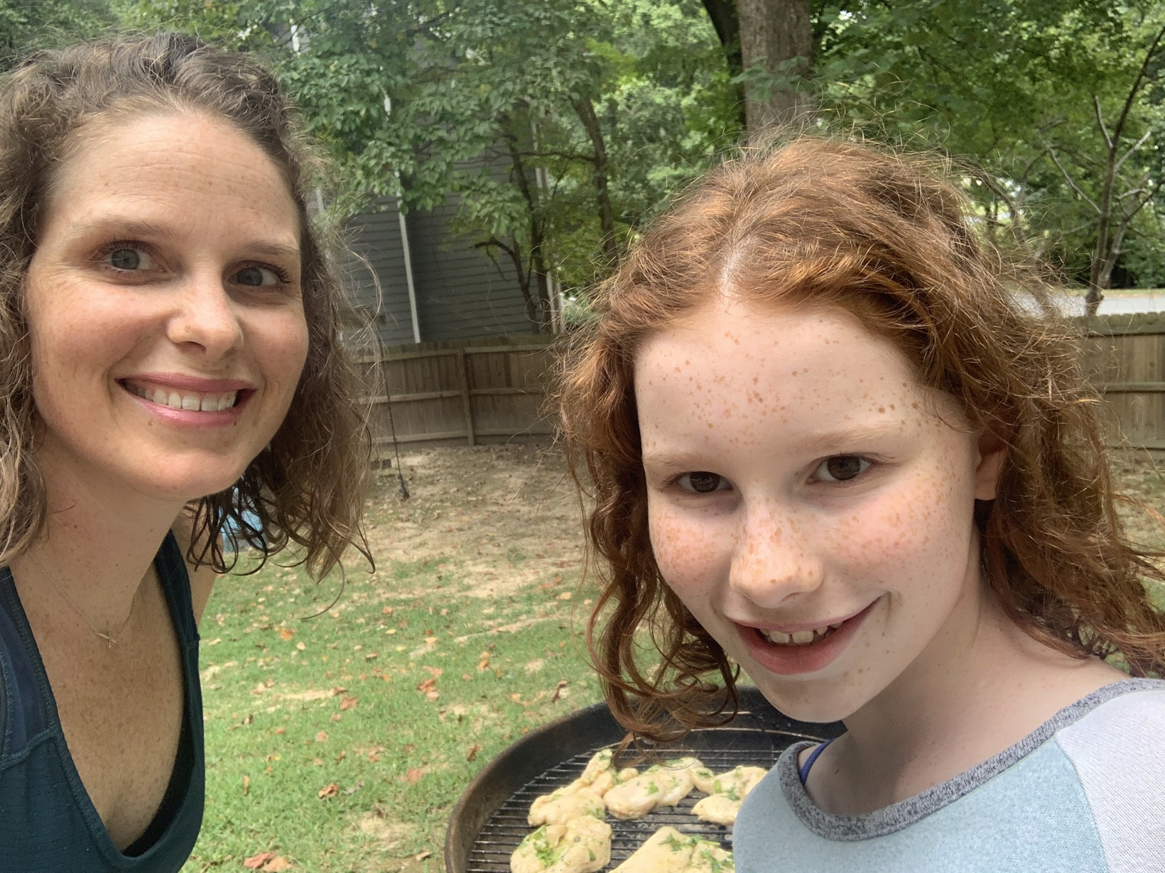 Grilling with my N | Mommy and Me Monday