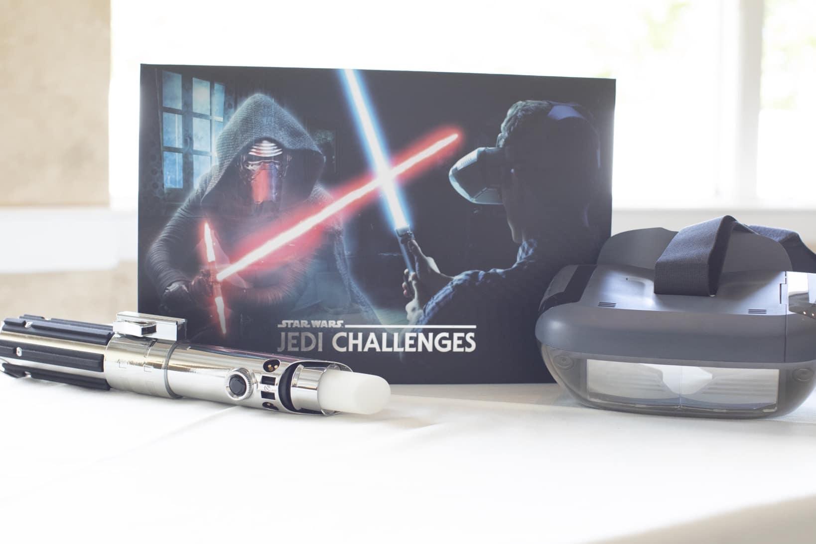 Starwars jedi challenges