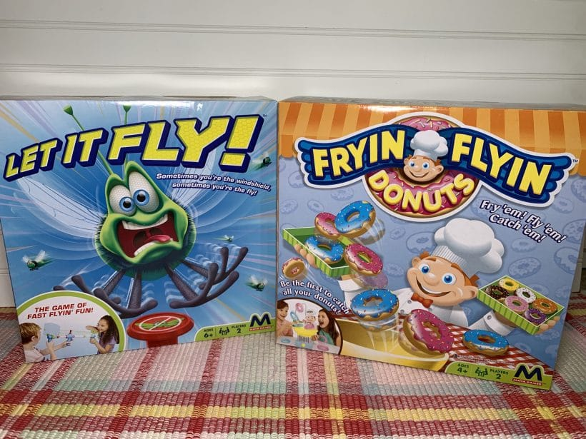 Creating winning memories has never been easier with Fryin Flyin Donuts, Monkey Trix, and Let It Fly.