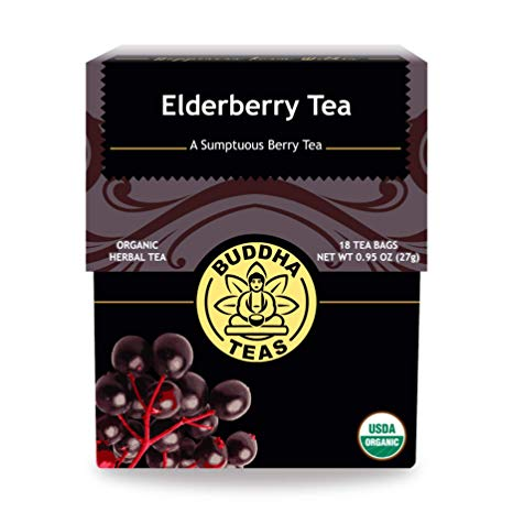 Organic Elderberry Tea