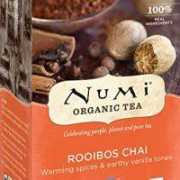 Numi Organic Tea Rooibos Chai, Caffeine-Free