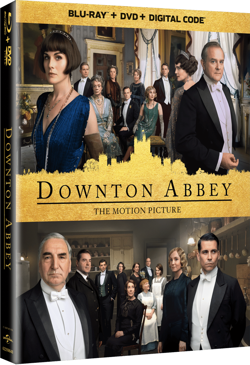 downton abbey movie sleeve