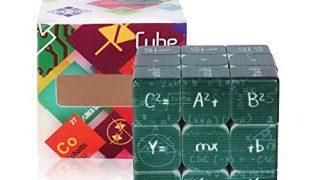 17. Rubik's 3X3 Cube, 3D Puzzle Game,Brain teasers puzzles, Magic Cube Math