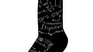 10. Math Formula Socks