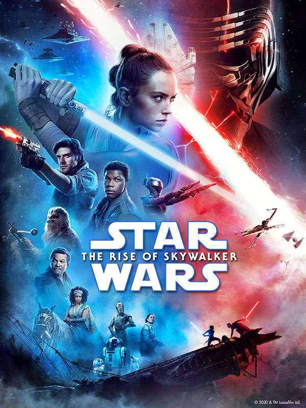 star wars the rise of skywalker cover