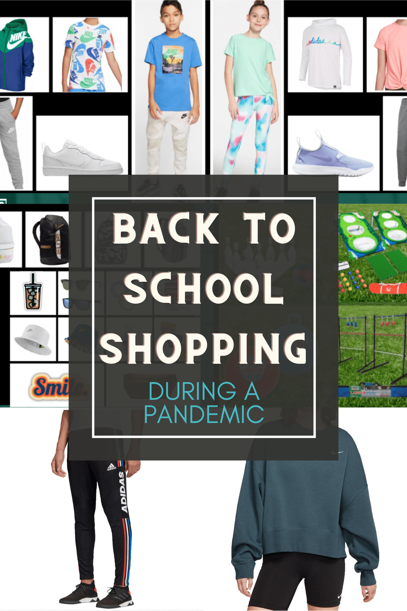 Dicks back to school pandemic shopping