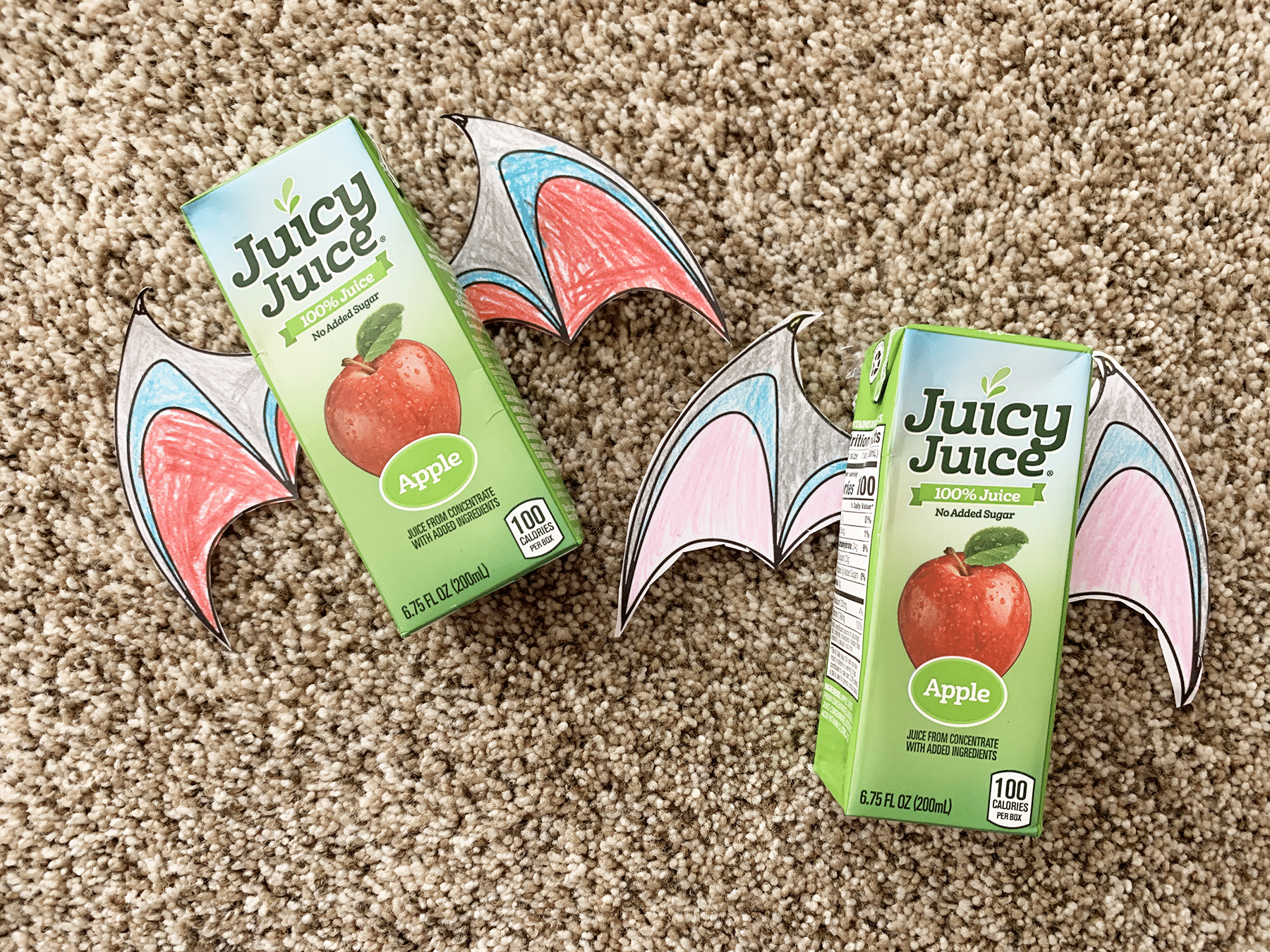 bat juice boxes