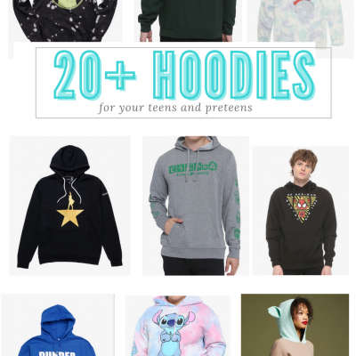 20 hoodies your teens want