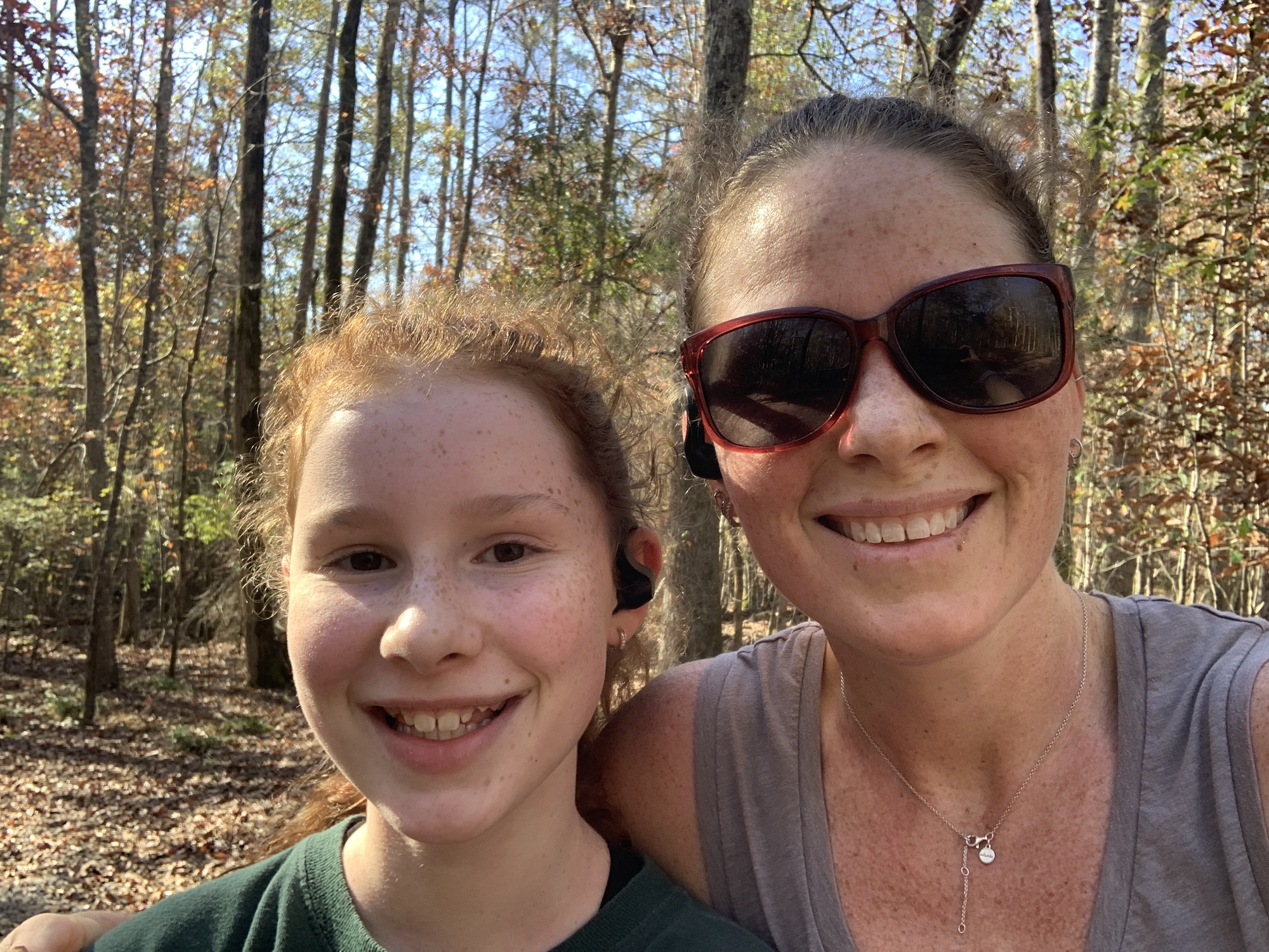 Mommy and me monday- n and me 3.5 mile run