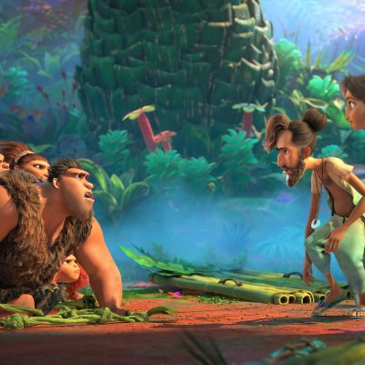 croods meet the bettermans