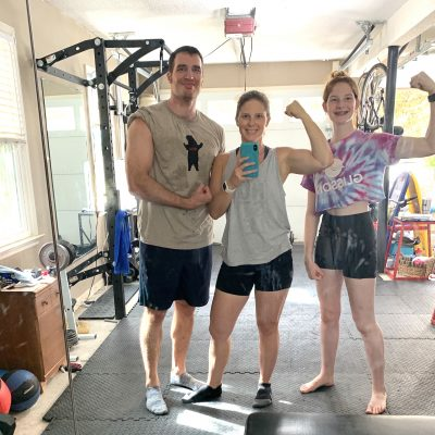 working out with mr serious and the oldest november 8 2020